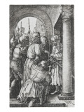 Petite passion, l'arrestation du Christ Giclee Print by Albrecht Dürer