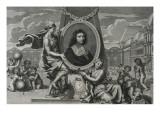 Jean-Baptiste Colbert (1619-1683), ministre Giclee Print by Robert Nanteuil