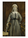 Marguerite De Gas (1842-1895), Sister of the Artist Giclee Print by Edgar Degas