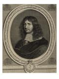 Jean-Baptiste Colbert, ministre et secrétaire d'Etat (1619-1683) Giclee Print by Robert Nanteuil