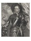 Louis Boisotus Giclée-Druck von Cornelius de Visscher