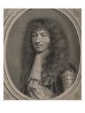 Louis XIV, roi de France et de Navarre en 1643 (1638-1715) Giclee Print by Robert Nanteuil