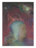 Jeanne d'Arc Giclee Print by Odilon Redon