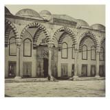Dans la cour du sultan Achmet Giclee Print by James Robertson