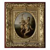 L'amour désarmé Giclée-tryk af Jean Antoine Watteau