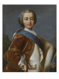 Louis of France, Son of Dauphin Louis Xv (1729-1765) Giclee Print by Maurice Quentin de La Tour