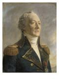 Louis-Renée-Madeleine Levassor de La Touche-Treville, vice-amiral en 1803 (1745-1804) Giclee Print by Georges Rouget