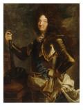Louis XIV, roi de France et de Navarre (1638-1715) en 1701 Giclee Print by Hyacinthe Rigaud