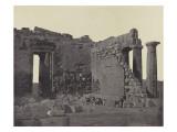 Intérieur du Parthénon, Athènes Giclee Print by James Robertson