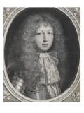 Louis de France, Dauphin, fils de Louis XIV (1661-1771) Giclee Print by Robert Nanteuil