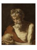Saint Jérôme Giclee Print by Jusepe de Ribera