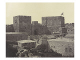 Porte de Jaffa, Jérusalem Giclee Print by James Robertson
