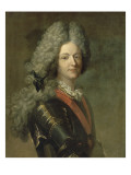 Jacques Fitz-James (1670-1734), First Duke of Berwick Reproduction proc&#233;d&#233; gicl&#233;e par Hyacinthe Rigaud