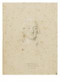 Louis-Philippe-Joseph d'Orléans (1747-1793), père du roi Louis-Philippe Giclee Print by Antoine Charles Horace Vernet