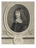 Nicolas Fouquet, surintendant des Finances, ministre d'Etat (1615-1680) Giclee Print by Robert Nanteuil