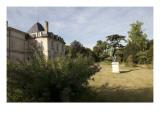 Parc Du Château De Malmaison, the Apollo Belvedere Giclee Print