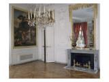Petit Trianon: vue intérieure: Grande salle à Manger Reproduction procédé giclée