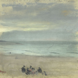 Marine Impression giclée par Edgar Degas