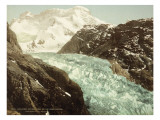 Mountain Landscape, Glacier and the Gorner Breithorn Giclee Print