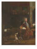 Philip, Duke of Orleans, Regent of France (1674-1723) Giclee Print