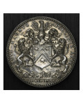 Medal with the Portrait of John Heroard (1551-1628), Giclee Print by Jean Warin
