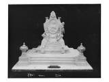 Monument à madame de Sévigné, maquette (Charles Naudin, architecte) Giclée-Druck von François Vizzavona