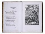 Edition originale : La Pucelle ou la France délivrée Giclée-Druck von Claude Vignon