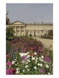Parc Du Château De Compiègne: Facade Facing the Park Giclee Print