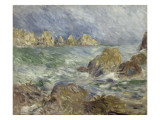 Marine. Guernesey Giclee Print by Pierre-Auguste Renoir