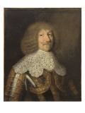 Nicolas Hospital, Marechal-Duc De Vitry (1581-1644) Giclee Print