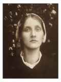 Mrs Herbert Duckworth Lámina giclée por Julia Margaret Cameron