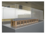 Model of the Orangerie Museum in the Second Empire Giclee Print