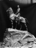 Maquette du monument d'Alexandre II (1818-1881) Giclée-Druck von François Vizzavona