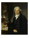 Marie-François-Xavier Bichat, médecin et anatomiste (1771-1802) Giclee Print by Pierre Maximilien Delafontaine