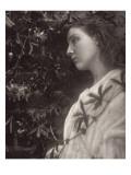 Planos del Maud Lámina giclée por Julia Margaret Cameron