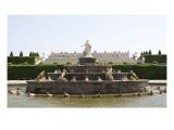 Vue du parc : parterre de Latone Impression giclée par Gaspard Marsy