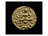 Mint's Effigy of King Chandragupta Ii (Ca. 376-414) Giclee Print