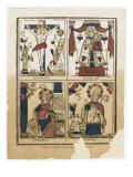 O Crux Adventure Mater Dei, Catherine, St. Nicolas Giclee Print