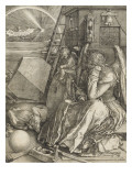 La Mélancolie Giclee Print by Albrecht Dürer