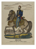 Omer Pasha, Commander in Chief of the Turkish Army Giclee Print