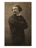 Nadar, autoportrait Reproduction proc&#233;d&#233; gicl&#233;e par Gaspard F&#233;lix Tournachon