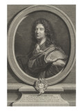 Joseph Parrocel (1648-1704), peintre Reproduction procédé giclée par Johan Georg Wille