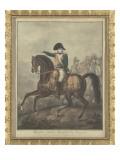 Napoléon Ier, empereur des Français Giclee Print by Antoine Charles Horace Vernet