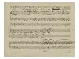 Nach einem Gewitter, Mayrhoffer, May 1817 Giclee Print by Franz Peter Schubert