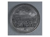 Medal: Arrival of Louis Xvi in Paris, October 6, 1789 Giclee Print