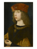 Philip the Handsome, Archduke of Austria (1478-1506) Giclee Print