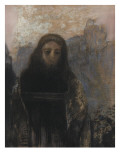 Parsifal Giclee Print by Odilon Redon