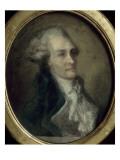 Portrait de Robespierre Giclee Print by Joseph Boze