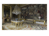 Pope's Apartment, Apartment Louis Xiii, Grand Salon Giclee Print