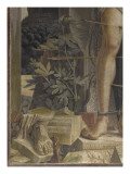Saint Sébastien Lámina giclée por Andrea Mantegna